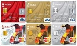 Комиссия за снятие наличных с кредитной карты Альфа банка: проценты