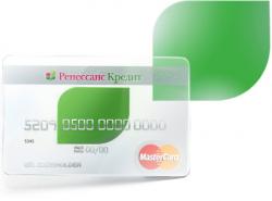 Ренессанс кредит прозрачная карта: условия и процентная ставка