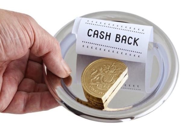 Cash Back 1%