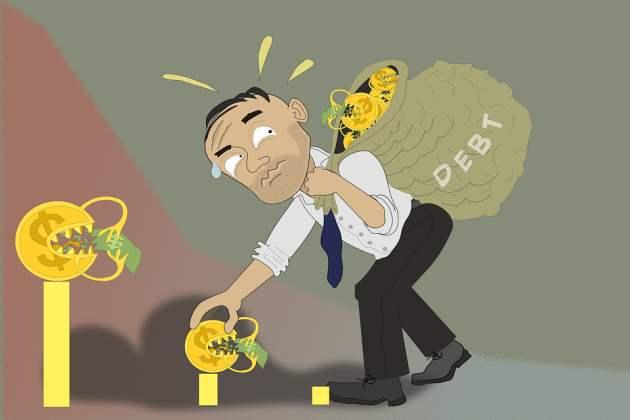 Показатель долговой нагрузки